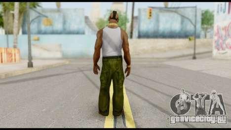 MR T Skin v4 для GTA San Andreas второй скриншот