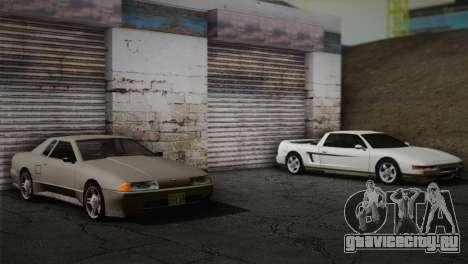 Sport Cars in Doherty для GTA San Andreas второй скриншот