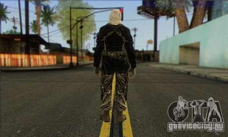Task Force 141 (CoD: MW 2) Skin 6 для GTA San Andreas второй скриншот