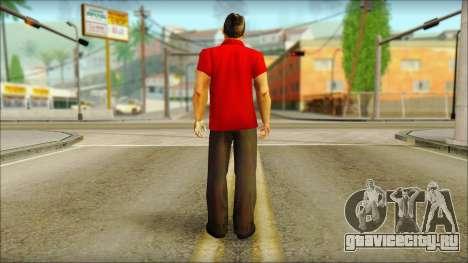 Michael from GTA 5v3 для GTA San Andreas второй скриншот