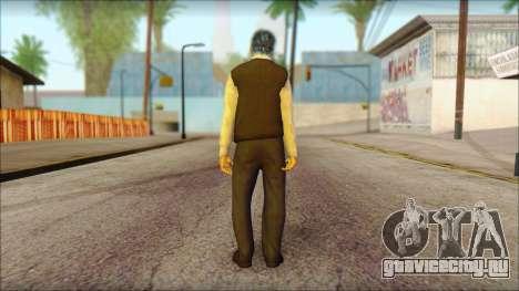 GTA 5 Ped 15 для GTA San Andreas второй скриншот
