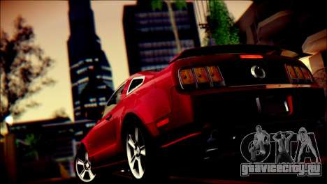 ENBSeries by STEPDUDE 2.0 (0.248) для GTA San Andreas второй скриншот