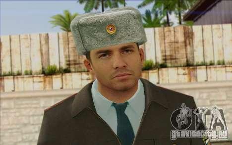 Полиция России Скин 3 для GTA San Andreas третий скриншот