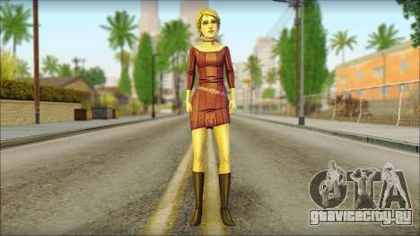 Vivian from Wolf Among Us для GTA San Andreas