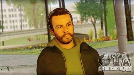 GTA 5 Ped 20 для GTA San Andreas третий скриншот