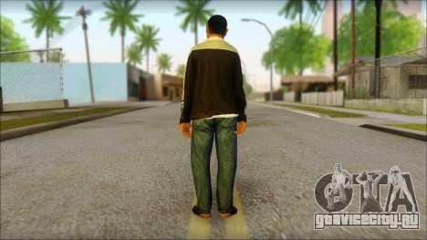 GTA 5 Ped 17 для GTA San Andreas второй скриншот