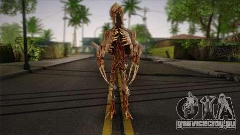 Монстр из игры Dead Spase 3 для GTA San Andreas