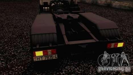 МАЗ 642208 для GTA San Andreas вид сзади