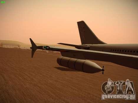 Airbus A310 MRTT Luftwaffe (German Air Force) для GTA San Andreas двигатель