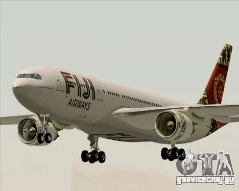 Airbus A330-200 Fiji Airways для GTA San Andreas