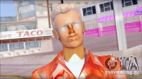 Doc from Back to the Future 2015 для GTA San Andreas третий скриншот