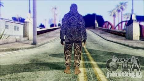Рейнджер (CoD: MW2) v6 для GTA San Andreas второй скриншот