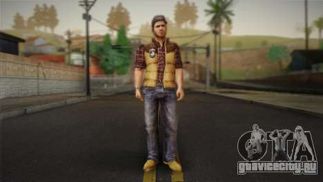 Travis Grady From Silent Hill: Origins для GTA San Andreas