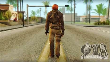 Feliciano Vargas для GTA San Andreas второй скриншот
