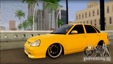 Lada 2170 Priora Hennessey Performance для GTA San Andreas