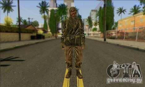 Task Force 141 (CoD: MW 2) Skin 12 для GTA San Andreas