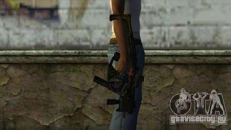 Kriss Super from PointBlank v3 для GTA San Andreas третий скриншот