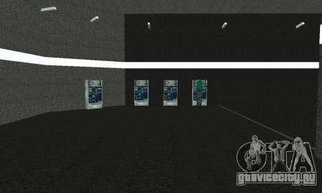 Новое метро в Сан-Фиерро для GTA San Andreas шестой скриншот