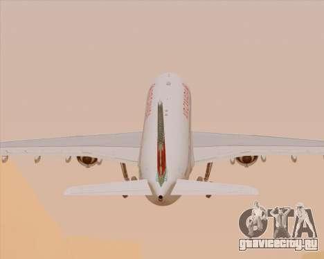 Airbus A330-300 Air Canada для GTA San Andreas колёса