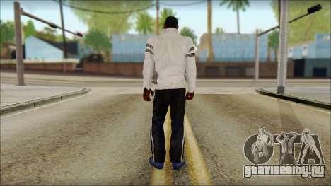 Си-Джей 2014 Skin v3 для GTA San Andreas второй скриншот