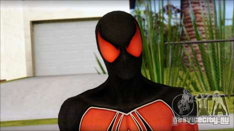 Scarlet 2012 Spider Man для GTA San Andreas третий скриншот