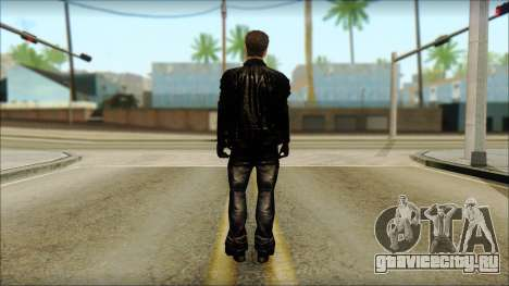 Арнольд Шварцнегер для GTA San Andreas второй скриншот