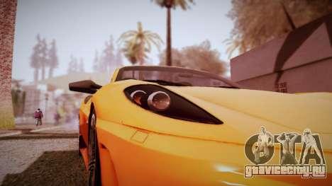 Graphic Unity v3 для GTA San Andreas четвёртый скриншот