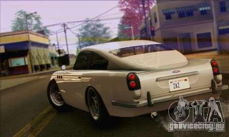DewBauchee JB-700 1.0 (HQLM) для GTA San Andreas вид слева