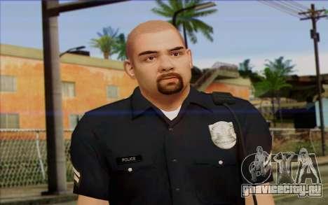 Полицейский (GTA 5) Skin 2 для GTA San Andreas третий скриншот