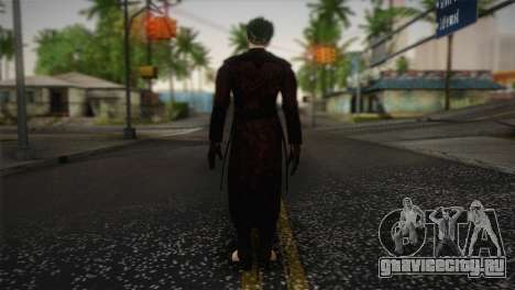 Joker From Batman: Arkham Origins для GTA San Andreas второй скриншот