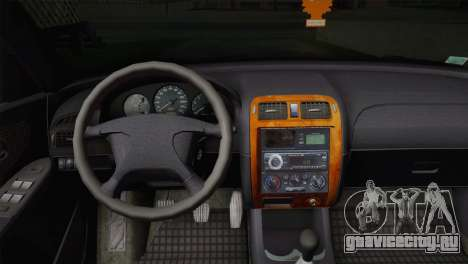 Mazda 626 для GTA San Andreas вид сзади слева