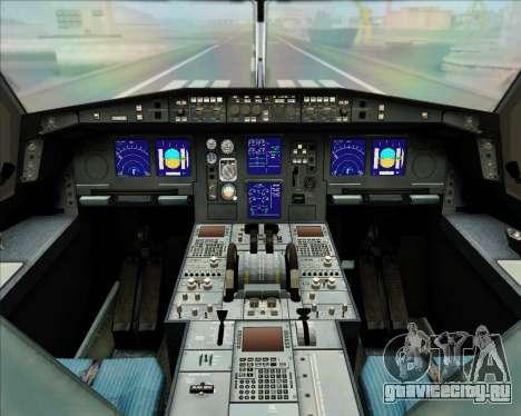 Airbus A330-300 Garuda Indonesia для GTA San Andreas колёса