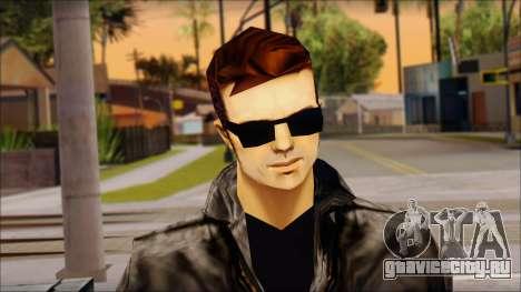 Shades Claude v2 для GTA San Andreas третий скриншот