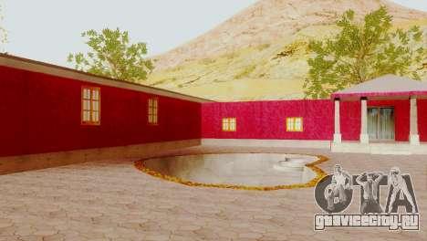 Новые текстуры для клуба в Лас Вентурасе для GTA San Andreas второй скриншот
