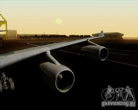 Airbus A340-313 Air China для GTA San Andreas салон