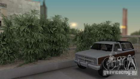 Chevrolet Blazer K5 для GTA San Andreas