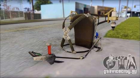 New Jetpack для GTA San Andreas четвёртый скриншот