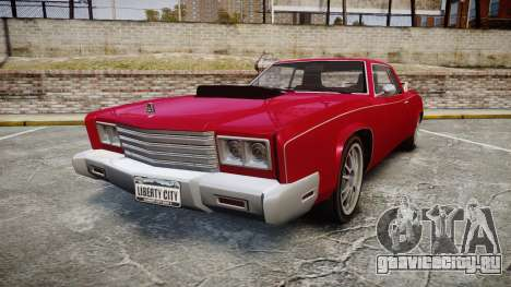 Albany Buccaneer Modified для GTA 4