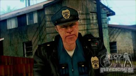 Manhunt Ped 3 для GTA San Andreas третий скриншот