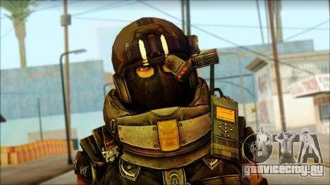 Наёмник (Tom Clancy Splinter Cell: Blacklist) для GTA San Andreas третий скриншот