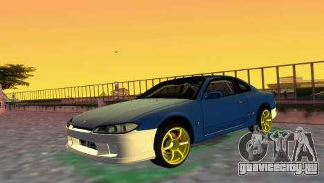 Nissan Silvia S15 TUNING JDM для GTA Vice City
