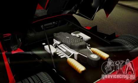 Ferrari Gemballa MIG-U1 для GTA San Andreas колёса
