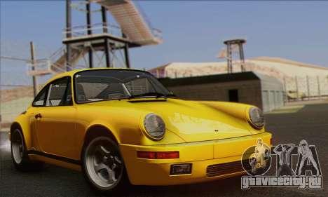 RUF CTR Yellowbird 1987 для GTA San Andreas