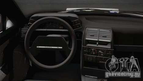 ВАЗ 2110 Turbo для GTA San Andreas вид сзади слева