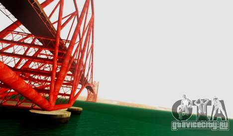 Graphical Shell для GTA San Andreas третий скриншот