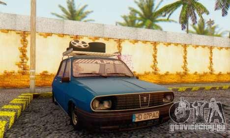 Dacia 1310 Combinata для GTA San Andreas вид справа