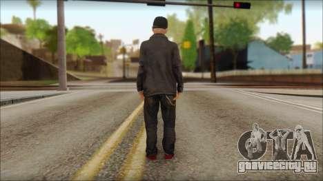 Fred Durst from Limp Bizkit v2 для GTA San Andreas второй скриншот
