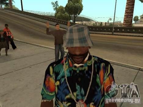 Гавайская рубашка как у Макса Пейна для GTA San Andreas третий скриншот