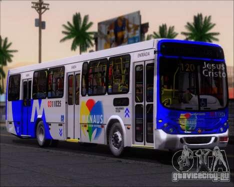 Marcopolo Torino 2007 Volksbus 17-230 EOD для GTA San Andreas вид сзади слева