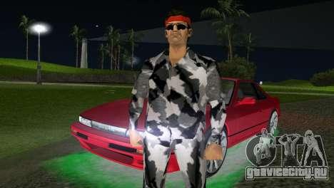 Camo Skin 13 для GTA Vice City третий скриншот